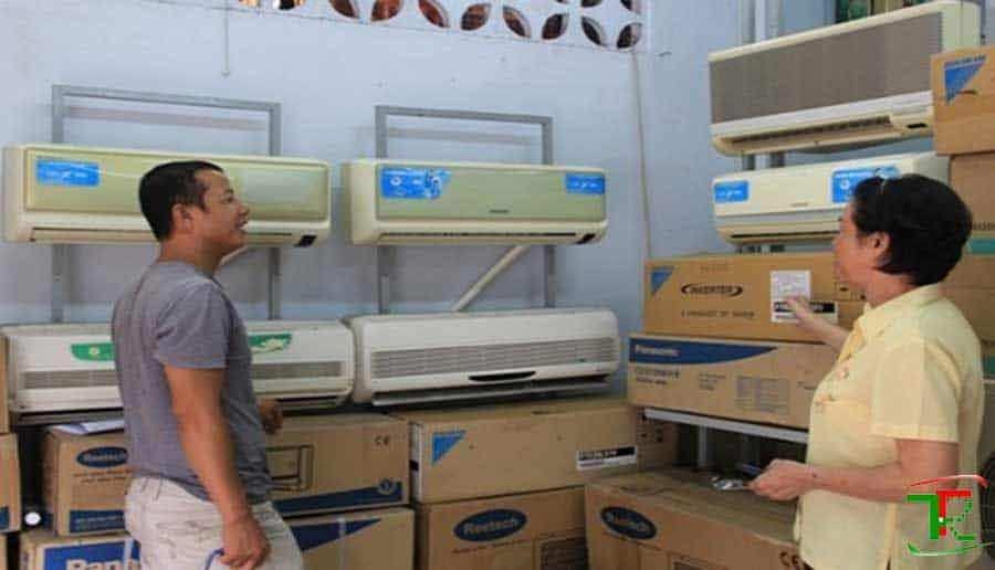 cho thuê máy lạnh gia đình