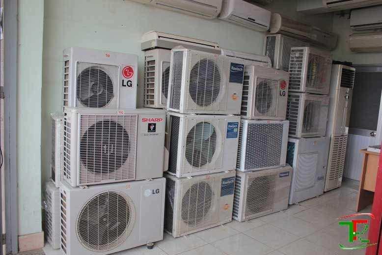 cho thuê máy lạnh