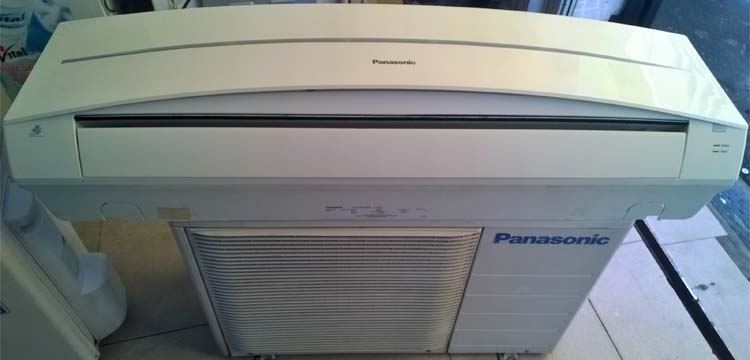 may lanh panasonic CS-KC18JKH 2HP cu
